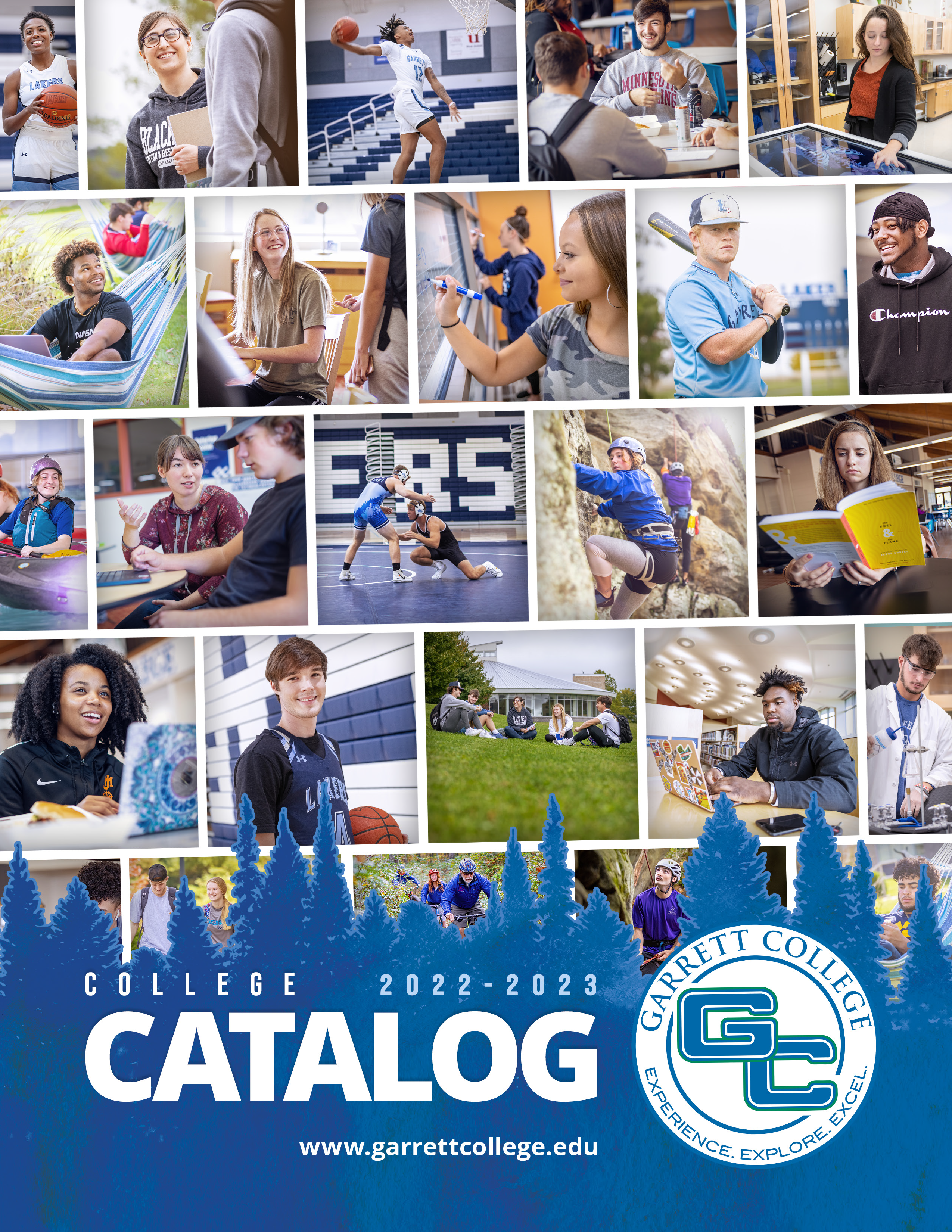 Garrett College Course Catalog
